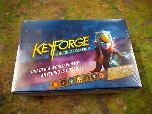 FFG Keyforge Age of Ascension Display box (contains 12 Decks) BNIB & SEALED