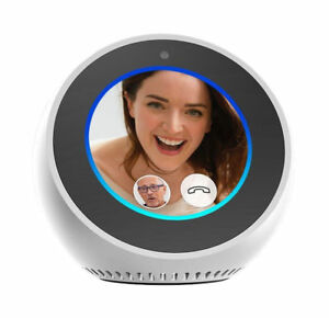 Amazon Echo Spot Smart Assistant - White