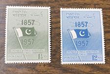 Pakistan 90-91 MNH Independence