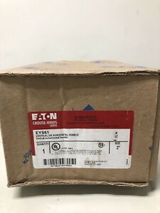 """Eaton Crouse-Hinds Explosion-proof Seal 2"""" Female EYS61"""