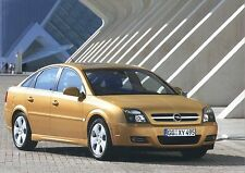 PRESS - FOTO/PHOTO/PICTURE - OPEL VECTRA GTS Media Information 06/2002