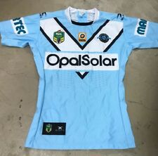 Cronulla Sharks  Game  Players  Heritage Jersey Issue 2017 Issue Grip Gps