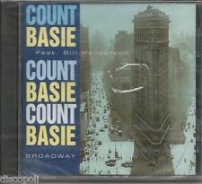 COUNT BASIE - Broadway - BILL HENDERSON CD 1999 SIGILLATO SEALED