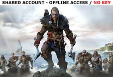 Assassin's Creed Valhalla Gold Edition - Shared Account [OFFLINE ONLY]-READ DESC