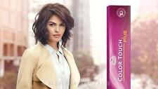 Wella Color Touch Plus Hair Color 55/03 Intense Light Brown / Natural Gold