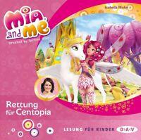 ISABELLA MOHN - MIA AND ME - TEIL 26: RETTUNG FÜR CENTOPIA   CD NEW