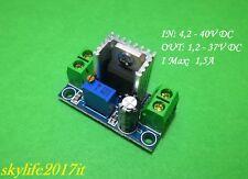 Modulo mini alimentatore variabile LM317 DC-DC converter scheda arduino