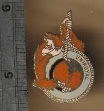 Orangutan - mammal animal pin badge