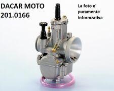 201.0166 CARBURATEUR D.24 POLINI GILERA GLACE 50 - RUNNER 50 - SP - POGGIALI