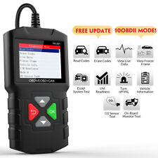 OBDE OBD2 Scanner Code Reader Car Check Engine Fault Auto Diagnostic Tool YA201