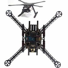 S500 Quadcopter Fuselage Frame Kit PCB Version w/ Carbon Fiber Landing Gear Skid