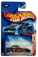 2004 Hot Wheels #130 Ferrari Heat Ferrari 456M w/HW logo on rear panel