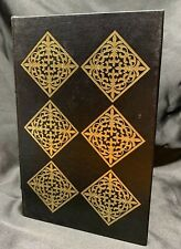 Father's and Sons  Ivan Turgenev Easton Press Leather bound 1977 satin interior