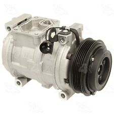 For BMW E36 E34 E32 E30 A/C Compressor with Clutch Four Seasons 58356