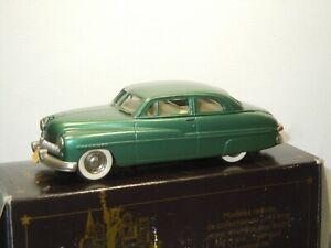 1949 Mercury 2 Door Coupe - Brooklin Models BRK15 England 1:43 in Box *52270