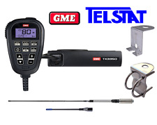 GME TX3350UVP Ultimate Value Pack - UHF CB Radio + GME AE4018K3 Antenna
