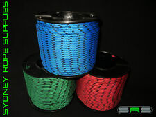 8MM OFFSHORE EXTREME SOLD P/M WITH SPECTRA CORE,HIGH PERFORMANCE YACHT ROPE