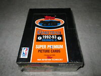 1992-93 Topps Stadium Club Series 2 Factory Sealed Box Shaq RC Jordan Beam Team