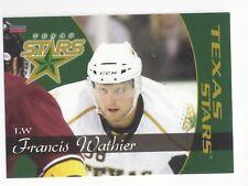 2009-10 Texas Stars (AHL) Francis Wathier