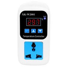 Digital Led Thermometer Temperature Controller Thermostat Incubator R9U2