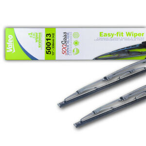 "NEW PAIR OF OEM VALEO 13"" WIPER BLADES FITS ROLLS-ROYCE SILVER WRAITH II 8648014"