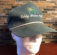 New York Eddy Farm Vintage Hat SnapBack