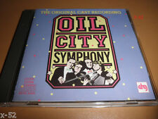 OIL CITY SYMPHONY musical CD soundtrack ORIGINAL CAST recording hugh pordin