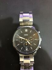FOSSIL NEUTRA CHRONOGRAPH STAINLESS STEEL WATCH FS5384