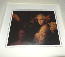 James Christensen Men and Angels Limited Edition MINT Signed Print Sold Out