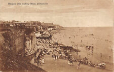 R105011 Walpole Bay looking West. Cliftonville. 1927