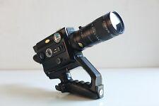 Fujica ZC 1000 Single 8 filmcamera, manual, film and bag, reduced price!