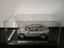 RENAULT FLUENCE - ESC.-1/43 - CONCEPT CARS COLLECTION - ALTAYA