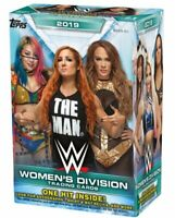 WWE Topps Women's Division 2019 Base Set Singles (20% off 3+ Cards!)