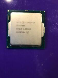 Intel Core i7-6700K SR2L0 - 4.0 GHz Quad Core Processor (BX80662176700K)