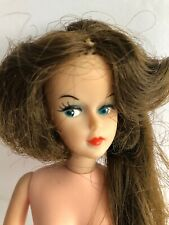 Vintage Tressy American Charactor Doll First Edition No Key Barbie Clone