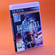BATTLEFIELD 3 PREMIUM EDITION PS3 ITALIANO USATO