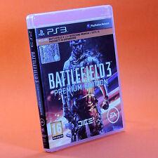 BATTLEFIELD 3 PREMIUM EDITION 2 PS3 ITALIANO USATO