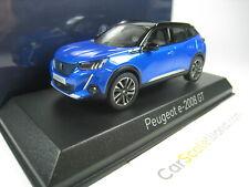 PEUGEOT e-2008 GT 2020 1/43 NOREV (BLUE)