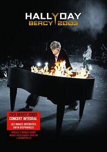 Bercy 2003 DVD Johnny Hallyday Interprète Collection