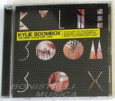 KYLIE MINOGUE - BOOMBOX THE REMIX ALBUM 2000-2008 - CD Sigillato