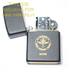 Zippo Accendino Militare Carabinieri GIS Gruppo Intervento Speciale 30°Anniversa