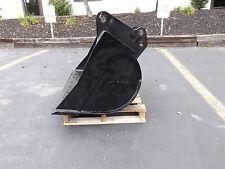 """New 48"""" John Deere 410E Ditch Cleaning Bucket"""