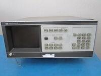 FOR PARTS: Hewlett Packard HP / Agilent, 8180B Data Generator
