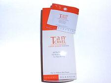 50 Tantowel Classic Full Body $280 RETAIL! Medium Tone Tan Towels NEW / FRESH!