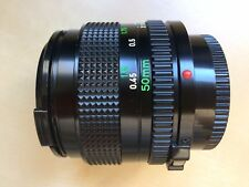 Canon FD 50mm f: 1,4 Excellent condition !