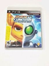 Ratchet & Clank Future: A Crack in Time (Sony PlayStation 3, 2009) Video Game