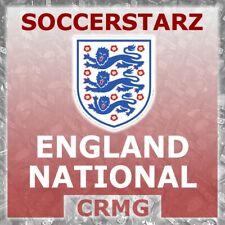 CRMG SoccerStarz ENGLAND NATIONAL TEAM 2014 WORLD CUP ENGLISH (like MicroStars)