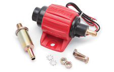 EDELBROCK 17303 Universal Electric Fuel Pump 38 GPH 2-3.5 psi FREE SHIPPING!
