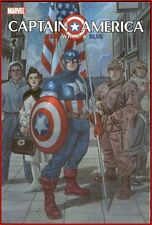 CAPTAIN AMERICA RED WHITE & BLUE - TPB - Marvel - 2007 - Half Price!
