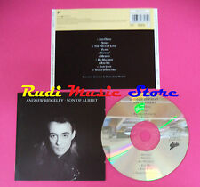CD ANDREW RIDGELEY Son of albert 1990 EPIC NO lp mc dvd vhs GEORGE MICHAEL WHAM